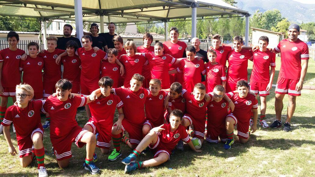 Settimana a tutto rugby con il Summer Academy Camp