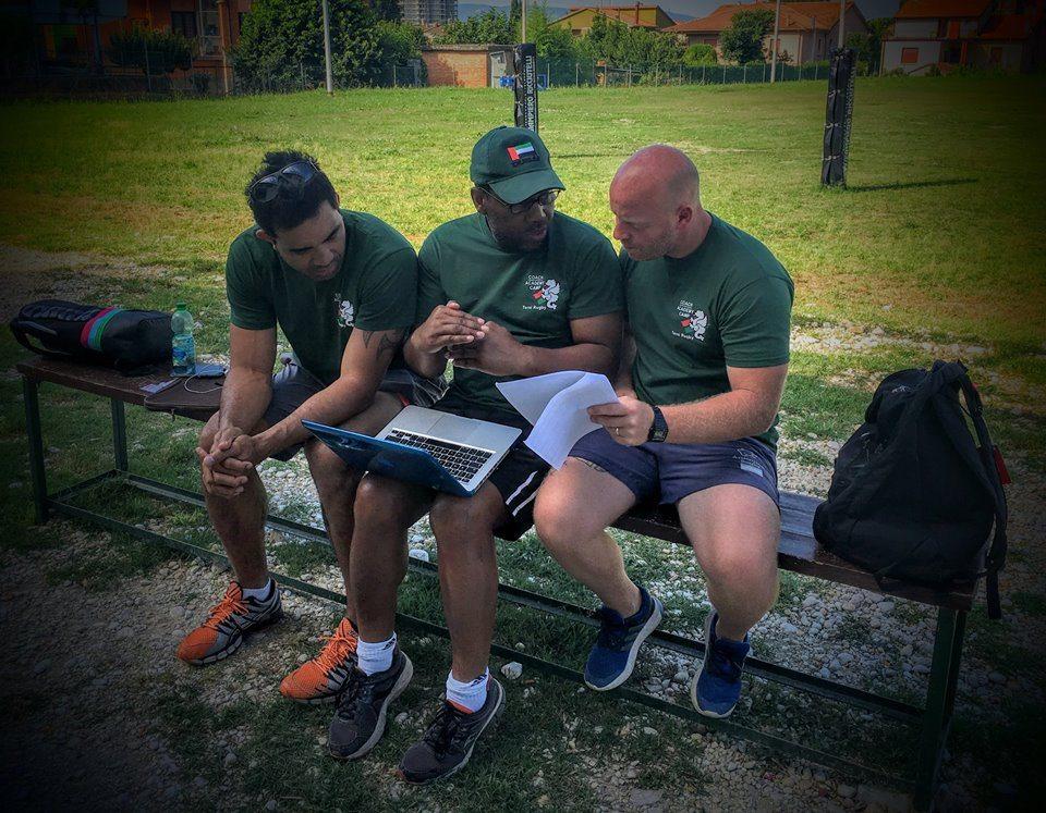 Terni Rugby Summer Academy Camp: un bilancio molto positivo