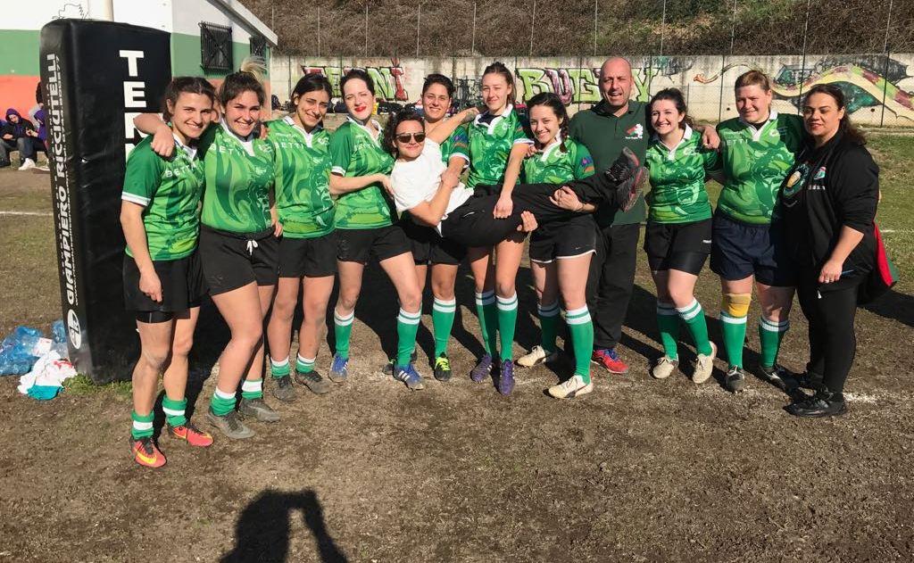 URR in Coppa Italia Seven: due vittorie e una sconfitta di misura