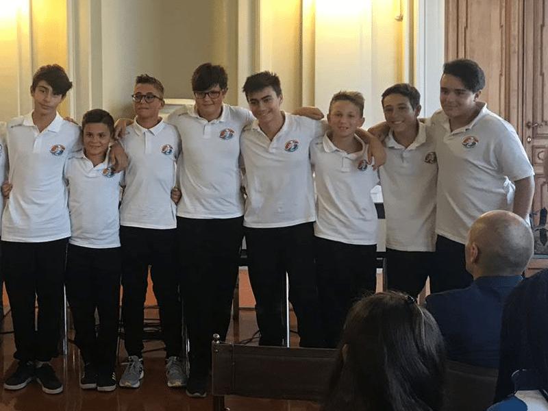 I Camaleonti dell'Under 14 rappresenteranno l'Umbria nel Trofeo Coni – Kinder